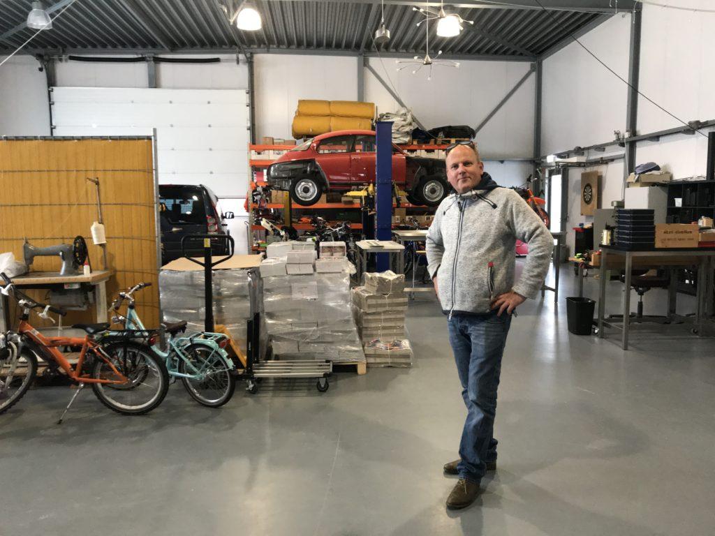 Distributie in Bestemming Noardwest